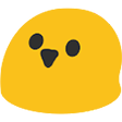 Emoji for blobcontent