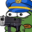 :PepeCop: Discord Emote