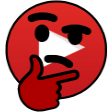 :ThinkYoutube: Discord Emote