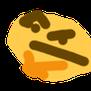 Emoji for thonk