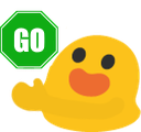 Emoji for blobgo