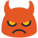 Emoji for blobdevil