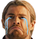 Emoji for Sad_Thor