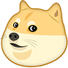 Emoji for doge