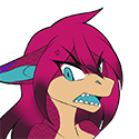 :AngryOmbre: Discord Emote