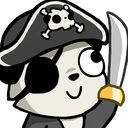 :pandapirate: Discord Emote