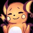 Emoji for aRaiShrug