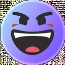 Emoji for gimomaniacal
