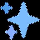Emoji for sparkles_blue
