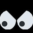 Emoji for madeyes
