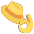 Emoji for tipsFedora