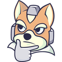 :foxthonk: Discord Emote