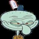 :Squidward_evil: Discord Emote