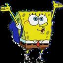 :Spongebob_goingtoschool: Discord Emote