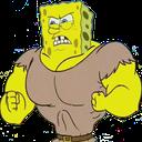 :Spongebob_strong: Discord Emote