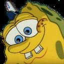 :Spongebob_lookingdown: Discord Emote