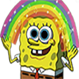 :SpongebobRainbow: Discord Emote