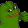 Emoji for pepe_PepePunch