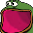 :PES_OmegaLul: Discord Emote