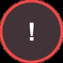 Emoji for down