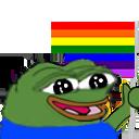 :PES_GayFlag: Discord Emote