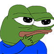 Emoji for pepe_Thinks