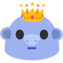 Emoji for BlobKing