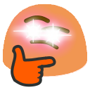 Emoji for BlobHyperThink