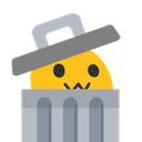 Emoji for BlobTrash