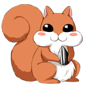 Emoji for AnimeSquirrel