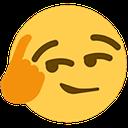 :thinkaboutit: Discord Emote