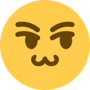 :EmojiSneakyUwu: Discord Emote