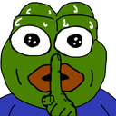 Emoji for pepe_Silence
