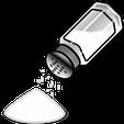 Emoji for salt