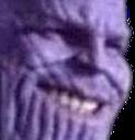 Emoji for ThanosSmile