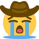 :cryingcowboy: Discord Emote
