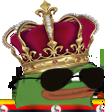 :3040_kingpeepo: Discord Emote