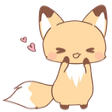 Emoji for foxHappy
