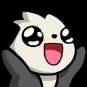 Emoji for pandaHug