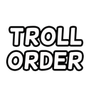 Emoji for troll_order