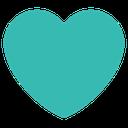 Emoji for teal_heart
