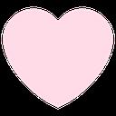 Emoji for pink_heart