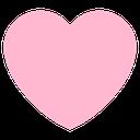 Emoji for palepink_heart