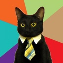 :businesscat: Discord Emote