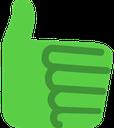 Emoji for ThumbsupNitronix