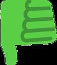 Emoji for ThumbsdownNitronix