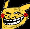 :TrollfacePikachu: Discord Emote