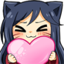 :WeebHeart03: Discord Emote