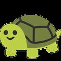 Emoji for googleturtle