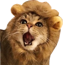 Emoji for roar